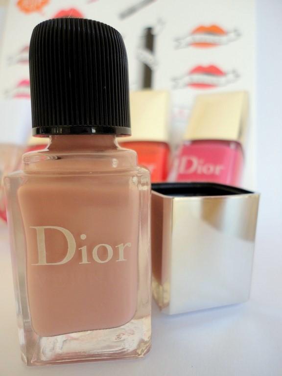 Dior Top Coat Mostly Sunny