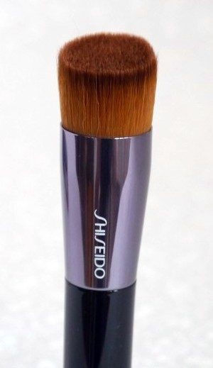 Try Shiseido for Your Perfect Foundation Brush!